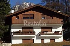 Appartement pour 8-10 personnes Cortina d'Ampezzo Belluno