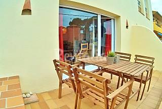 Casa de 2 habitaciones a 400 m de la playa Girona/Gerona