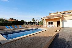 Villa for 8 people only 500 meters from the beach Tarragona