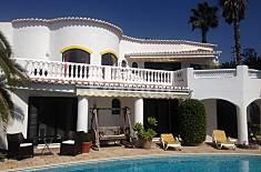 Casa en alquiler con vistas al mar Algarve-Faro