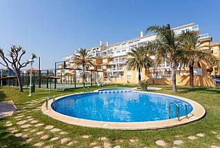 Apartamento a 50 m, de la playa. Alicante