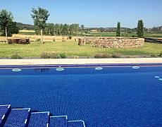 Villa en location avec piscine Gérone