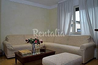 Viareggio, large apartment with panoramic terrace. Lucca