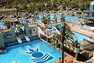 Apartamentos en primera línea de playa Málaga
