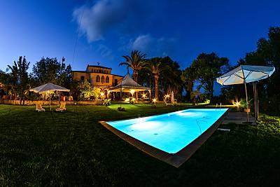 Villa con 1 stanza a 10 km dalla spiaggia Carbonia-Iglesias