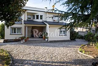 House for 8 people only 1500 meters from the beach Pontevedra