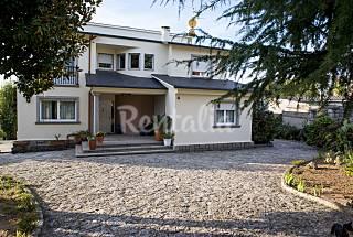 Espectacular casa para 8 al lado de la playa Pontevedra
