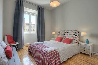 Apartamento para 9-14 pessoas a 14.8 km da praia Lisboa