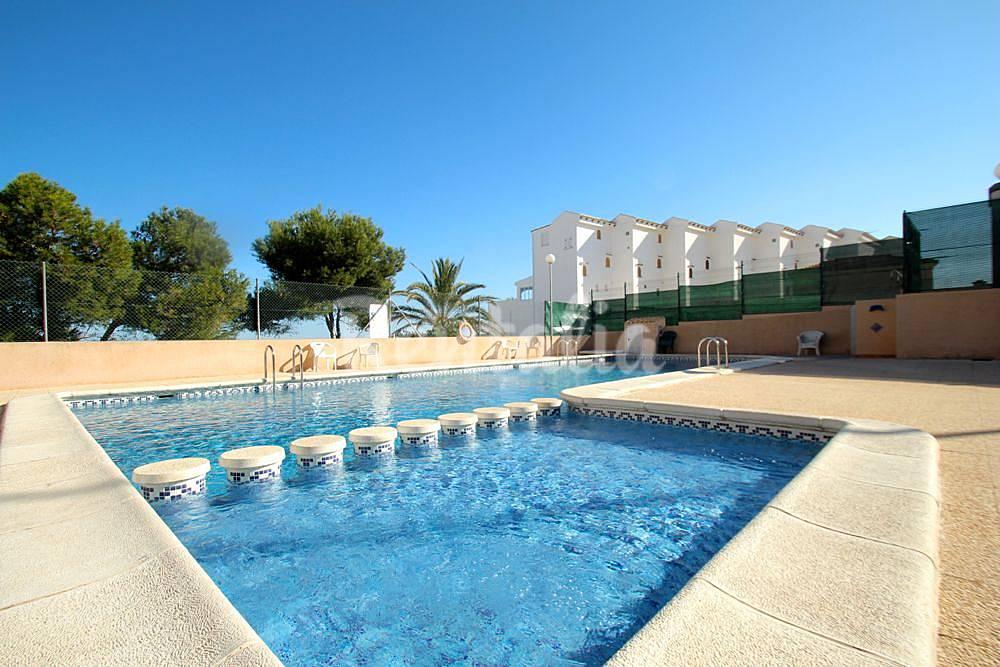 Apartamento en alquiler a 600 m de la playa torrevieja alicante costa blanca - Alquilar apartamento en torrevieja ...