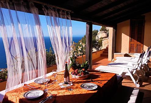 Villa en alquiler a 1500 m de la playa Olbia-Tempio