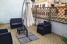 House for 8 people in Rome Rome