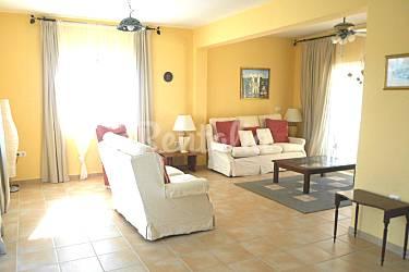 Las Living-room Almería Vera Countryside villa