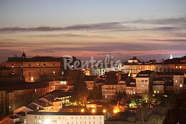 Apartamento Vistas desde la casa A Coruña/La Coruña Santiago de Compostela Apartamento
