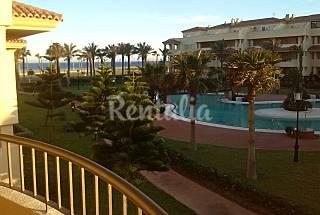 First Line Beach next natural Park Almería