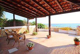 Pleasant Beachfront Villa Lecce