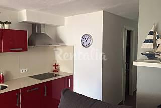 Apartamento para 4-5 personas a 700 m de la playa Menorca
