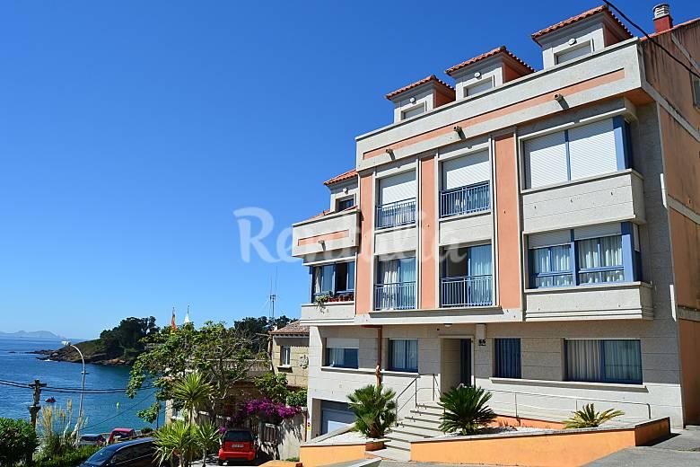 Apartamentos en alquiler a 100 m de la playa portonovo sanxenxo sangenjo pontevedra ruta - Apartamentos en portonovo ...
