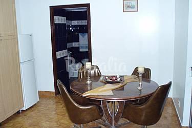 House Dining-room São Miguel Island Ponta Delgada Cottage