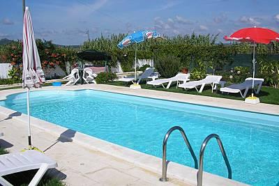 Casa in affitto a 2.5 km dal mare Leiria