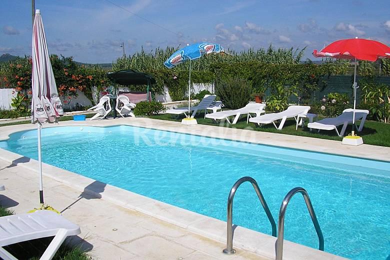 House Swimming pool Leiria Nazaré House