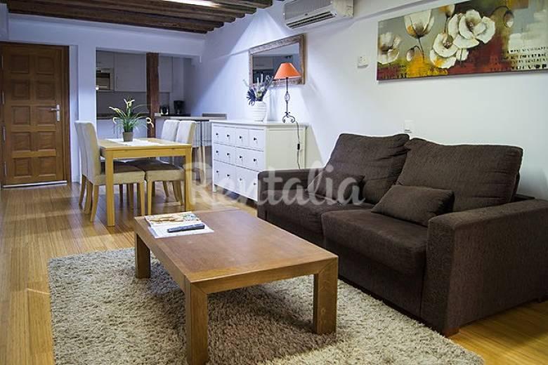Apartamento para 4 personas en madrid centro madrid madrid camino de santiago de madrid - Apartamento turistico madrid ...