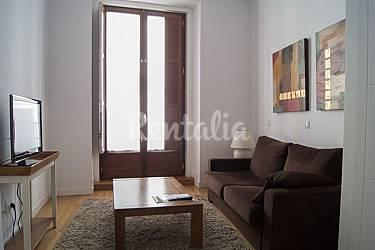 Apartamento en alquiler en madrid centro madrid madrid camino de santiago de madrid - Apartamento turistico madrid ...