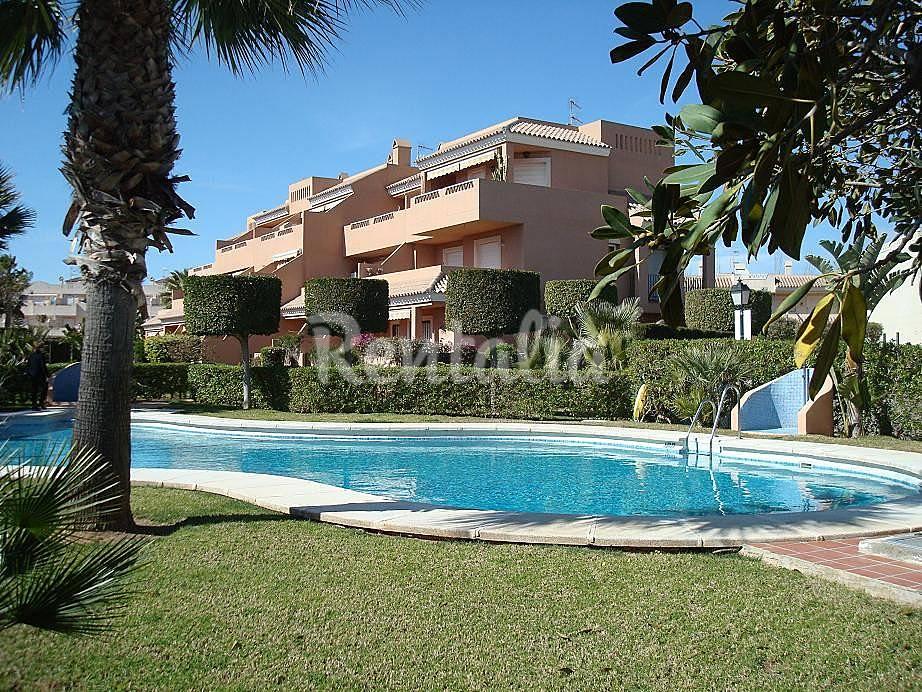 Apartamento en alquiler en almer a vera playa vera for Apartamentos en vera almeria
