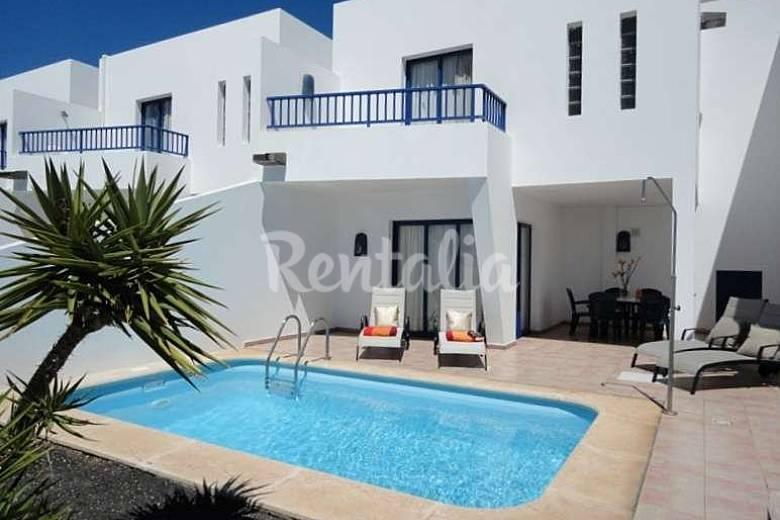Apartamento en alquiler en lanzarote playa blanca yaiza - Alquiler casas en lanzarote ...