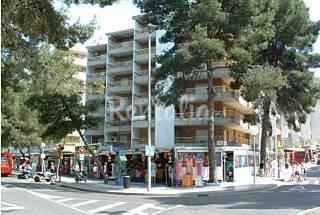 Amplio apartamento a 100 m de la playa Tarragona