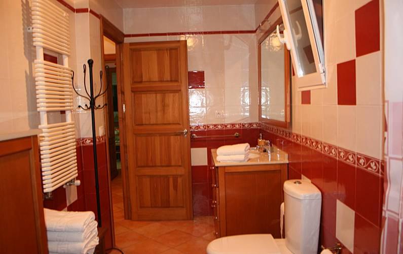 Vivenda Casa-de-banho Valência Chiva Villa rural - Casa-de-banho