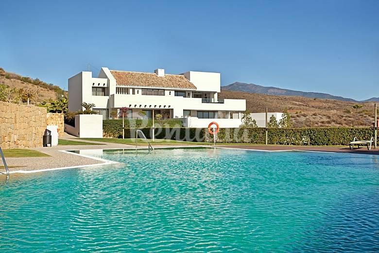 Apartamento en alquiler en benahav s cancelada estepona m laga costa del sol - Alquiler apartamentos en estepona ...