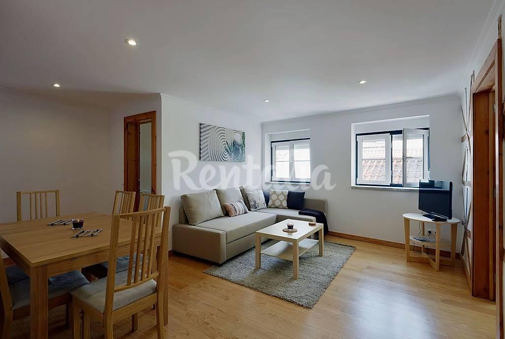 Apartamento para 6 personas en lisboa santiago lisboa - Apartamento en lisboa ...