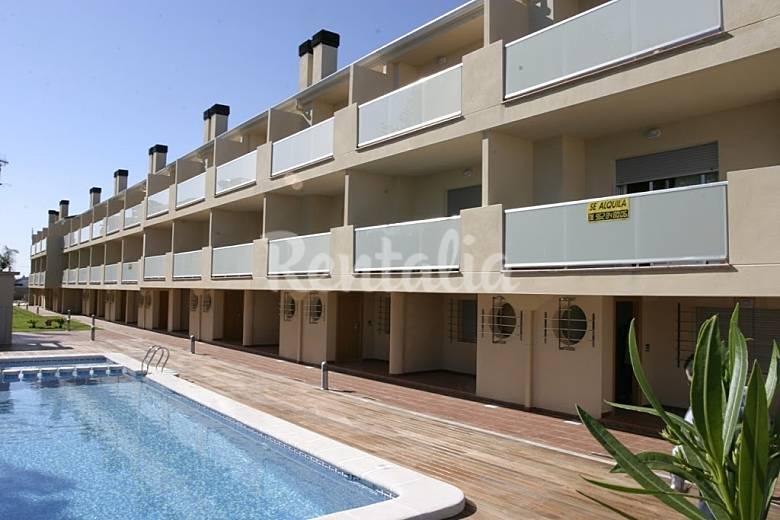 Apartamento para 7 personas en oliva oliva playa oliva valencia - Alquiler de apartamentos en oliva playa ...