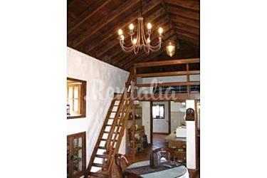 Ancien Intérieur de la maison Ténériffe Icod de los Vinos Gîte maison