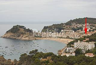 Apartamento totalmente equipado a 150 m da praia Girona