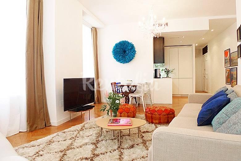 Apartamento en alquiler en madrid centro humera somosaguas prado del rey pozuelo de alarc n - Apartamentos alquiler madrid por meses ...