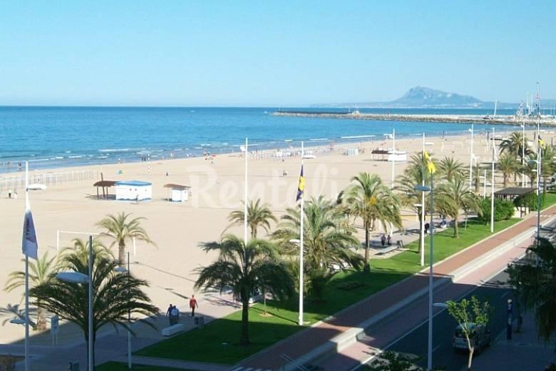 Apartamento en alquiler en gandia grau i platja gandia valencia - Apartamentos alquiler valencia ...