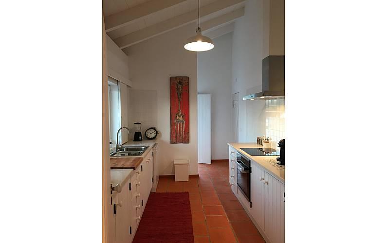 Casa Cozinha Setúbal Alcácer do Sal vivenda - Cozinha