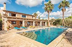 Villa mit 3 Zimmern, 3 Km bis zum Strand Mallorca