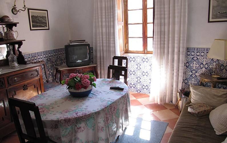 Casa Sala Algarve-Faro Vila do Bispo casa - Sala