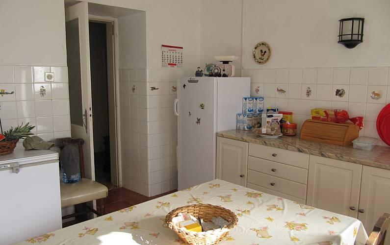 Casa Cozinha Algarve-Faro Vila do Bispo casa - Cozinha