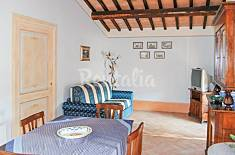 Apartment for 2 people in Spoleto Perugia