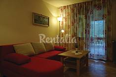 Apartment for rent in Bovec Goriška