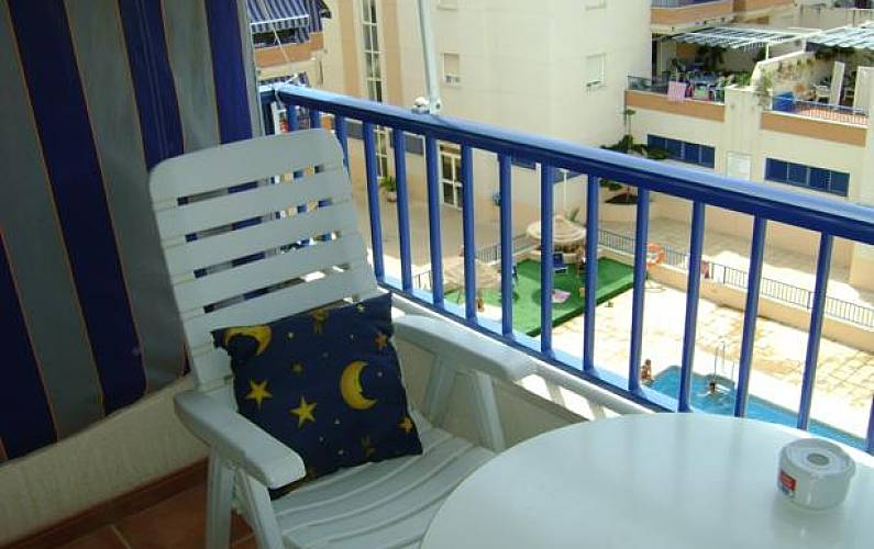 Appartamento Terrazza Malaga Torrox Appartamento - Terrazza