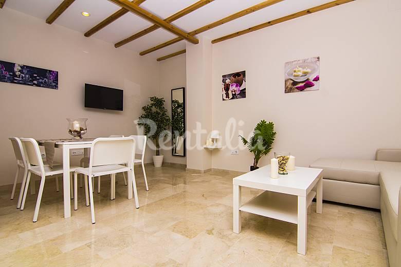 Apartamento para 2 5 personas a 1500 m de la playa el - Apartamentos vacacionales en el puerto de santa maria ...