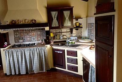 Casa con 3 stanze - Toscana Siena