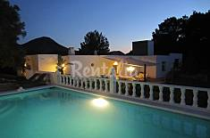 Beautiful reformed farm house with views to  bay Ibiza