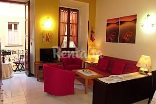 Apartamento para 4 pessoas a 100 m da praia Novara