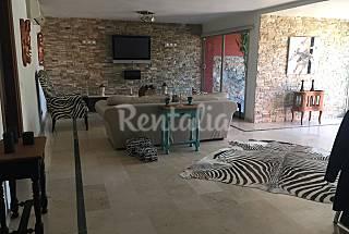Villa for rent 9 km from the beach Málaga