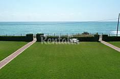 Apartamentos en 1a línea de playa con jardin Castellón